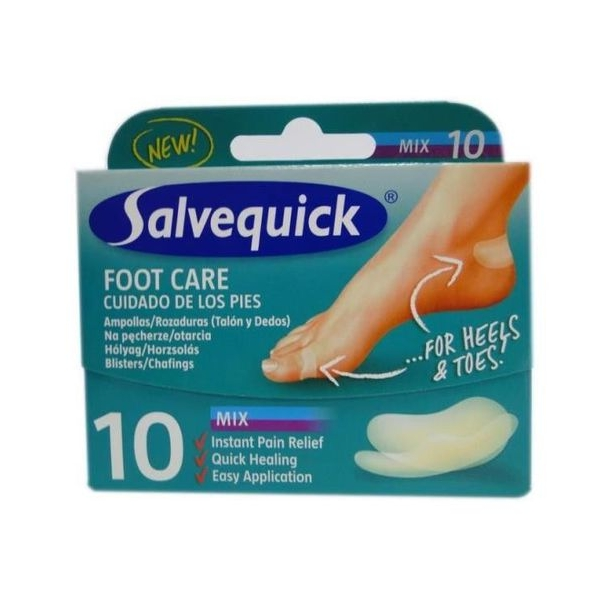 Salvequick Foot Care