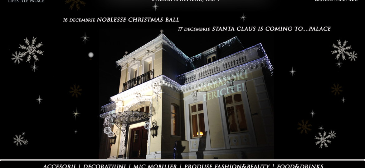 Noblesse Palace Christmas Fair (Demo)